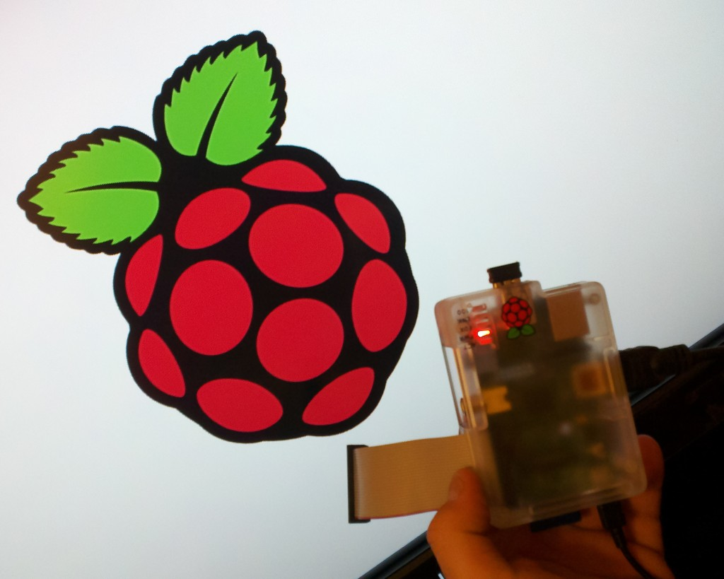 Replify operates WAN Optimization on a Raspberry Pi