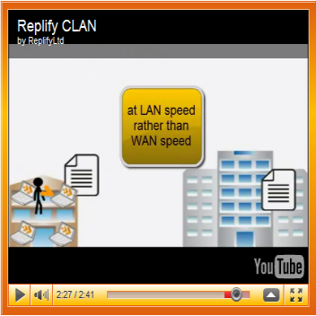 clan video replify
